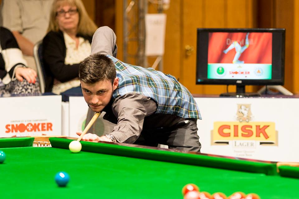 New Cue Zone To Boost Isle of Man Snooker