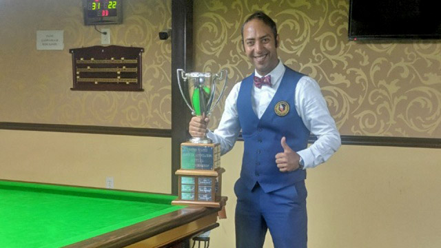 Five Star Aly's American Snooker Title