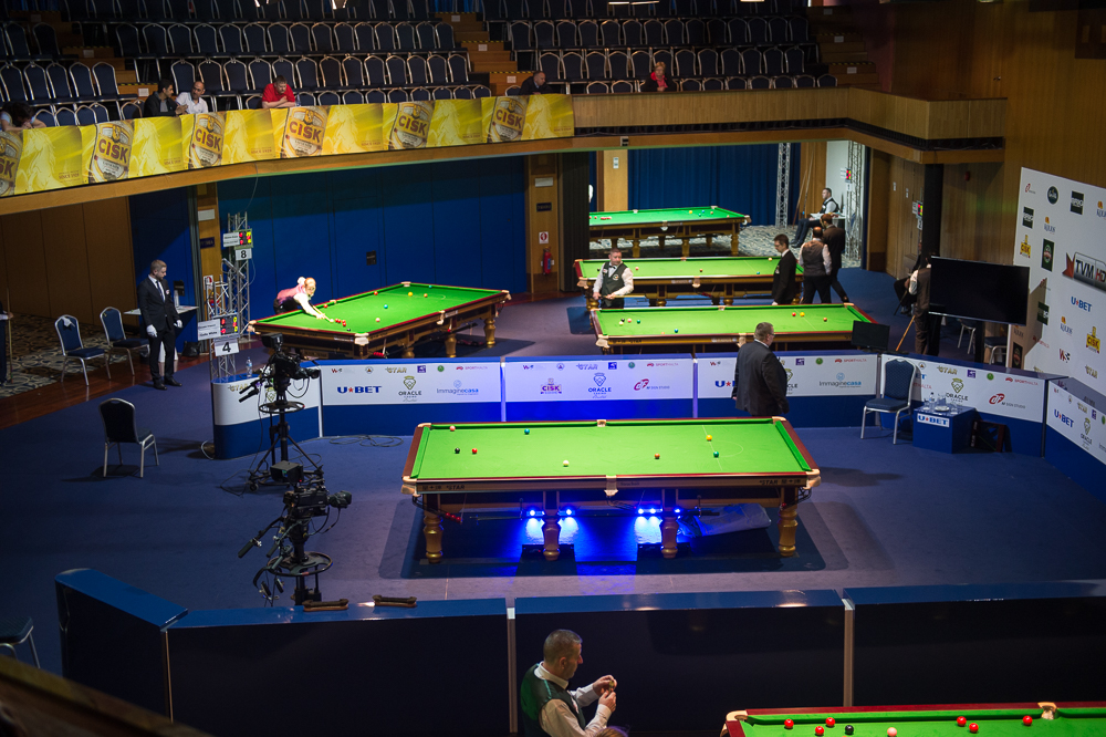 WSF Championship: Mixed Gender Draw and Format